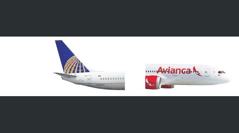 Avianca BUSCARÁ ASOCIARSE CON United Airlines