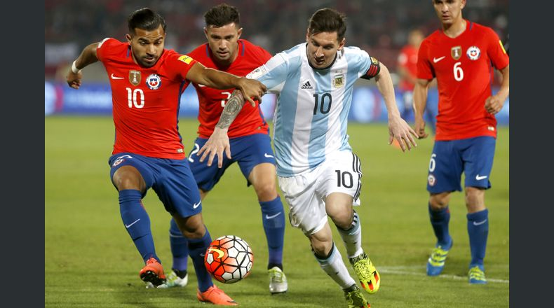 Argentina revive con el regreso de Messi