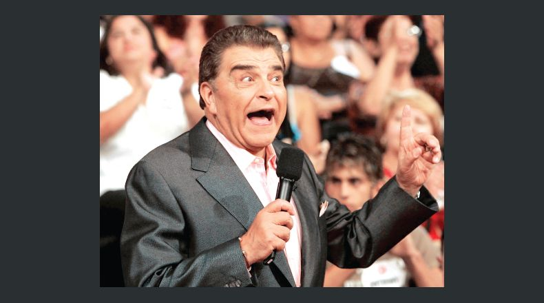 Nostalgia por Don Francisco